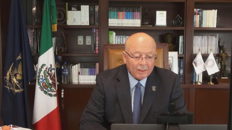 Espera Rector de la UAS un aporte extraordinario por decisión presidencial