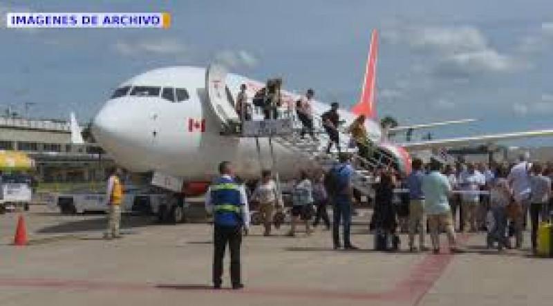 En  octubre ingresaron a México 3 millones 958 mil 638 visitantes