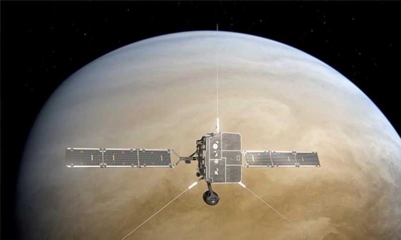 Solar Orbiter sobrevolará Venus estas navidades para acercarse al Sol