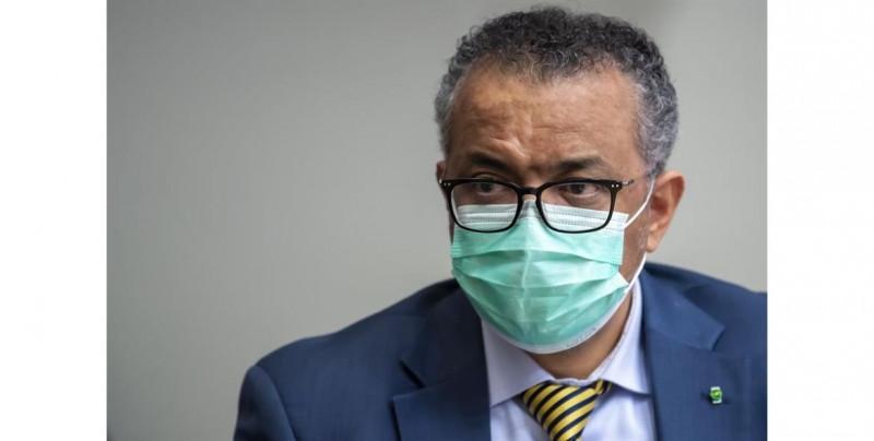 Director de la OMS pide calma ante mutaciones del virus en Reino Unido y Sudáfrica