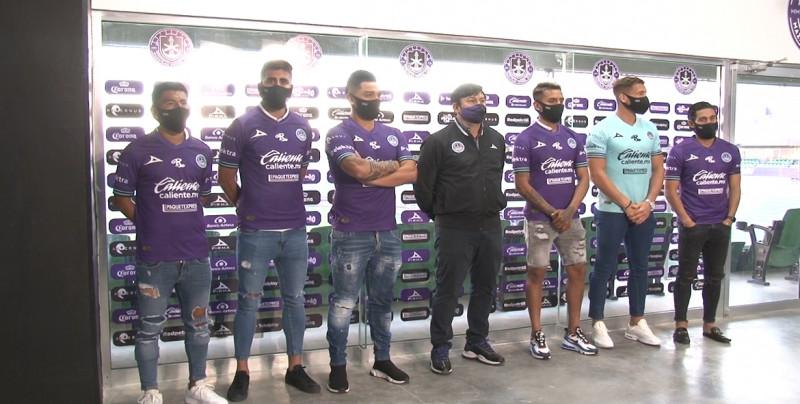 Mazatlan F.C. presenta a sus nuevos cañoneros de cara al Guardianes 2021