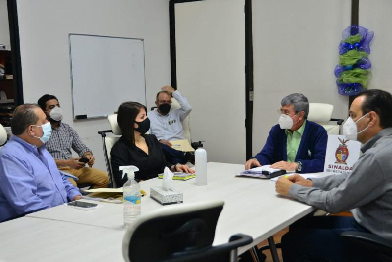 IEES, Secretaría de Salud y Protección Civil, evalúan protocolos sanitarios para las elecciones