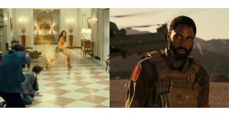 """""""Wonder Woman 1984"""", """"The human Voice"""" y """"Tenet"""": estas fueron las 12 mejores películas del 2020"""