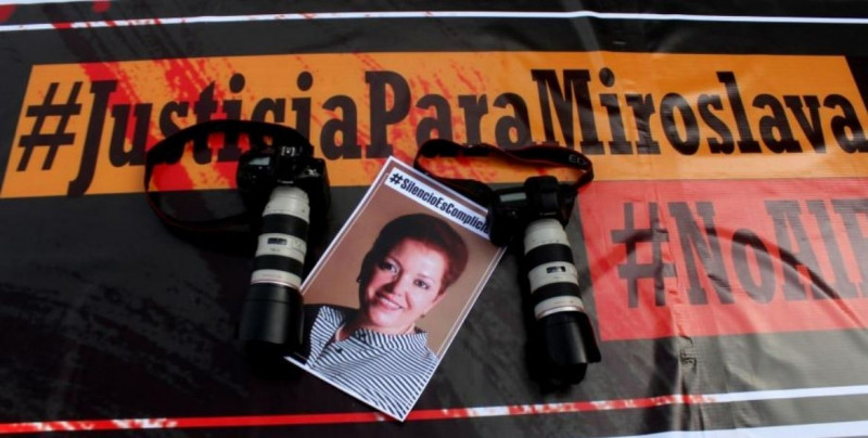 Prisión preventiva a ex alcalde de Chihuahua por el presunto asesinato de una periodista en 2017