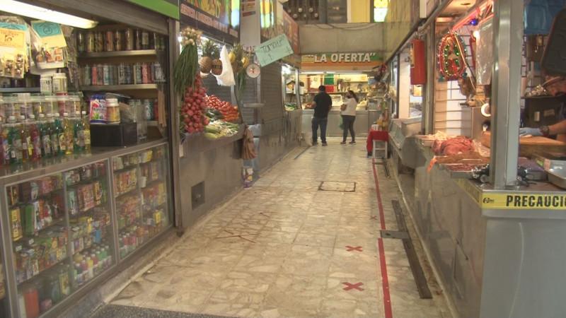 Rehabilitan 19 mercados municipales en tres años