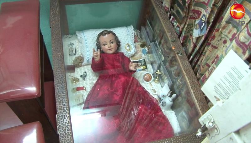 Se mantiene cerrado santuario del Niñito Jesús en Mazatlán