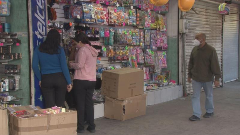 Abarrotado el centro de Culiacán a pesar de la pandemia