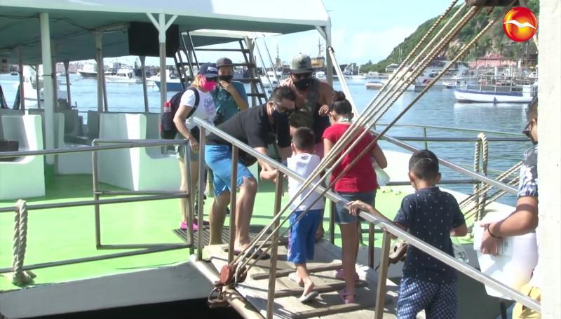 Repunta la demanda de paseos por la bahía