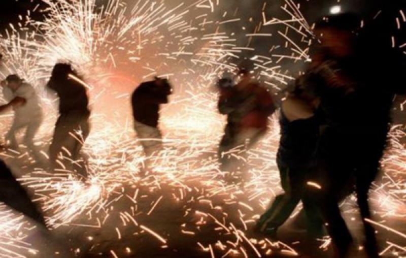 Detonaciones de pirotecnia y accidentes los mayores reportes durante Navidad