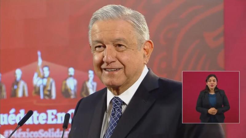 AMLO es el segundo presidente mejor evaluado en el mundo con 62% de aprobación