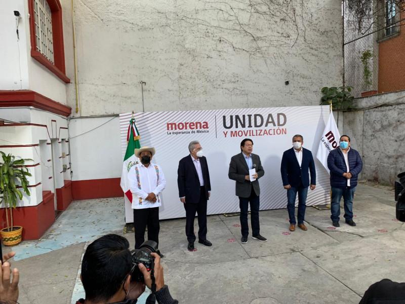 Es Rocha el candidato a Gobernador de Morena por Sinaloa