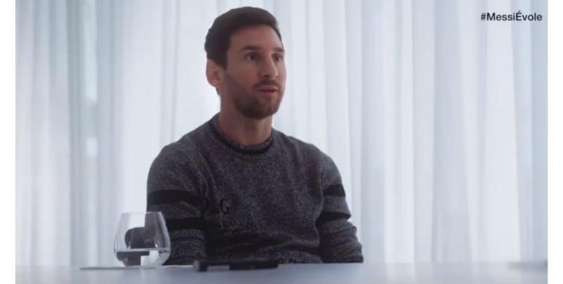 Messi confiesa que ha necesitado ir al psicólogo pero nunca se ha atrevido (video)
