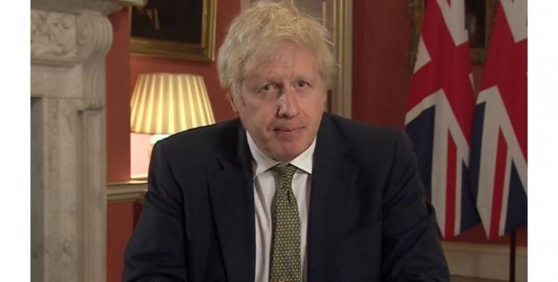Primer ministro de Inglaterra decreta nuevo confinamiento nacional culpa de la nueva cepa de Covid-19