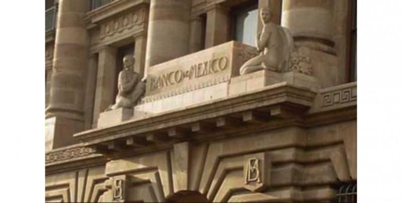 De 2019 a 2020 las reservas internacionales del Banco de México crecen un 8.18%