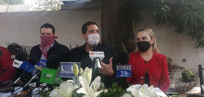 En los próximos días PRI define candidato a Gobernador en Sinaloa: Jesús Valdés