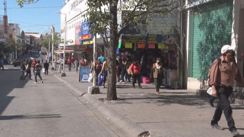 En la primer semana del 2021 cierran 150 pequeñas y medianas empresas de Culiacán