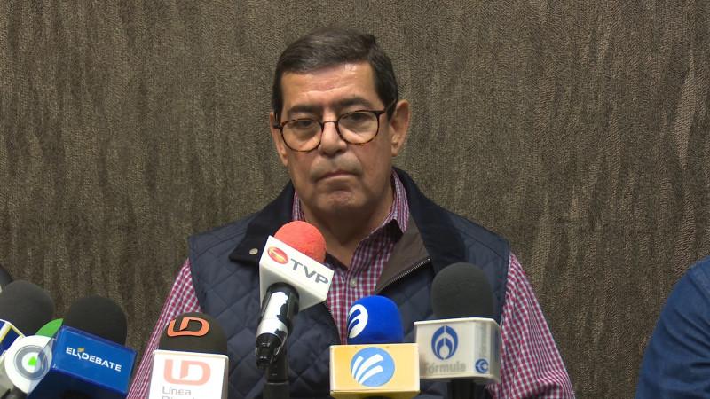 Chapman debe atender municipio de Ahome primero; y no aspiración política: Jorge López