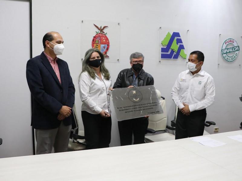 """39 hospitales en Sinaloa reciben condecoración  """"Miguel Hidalgo"""""""