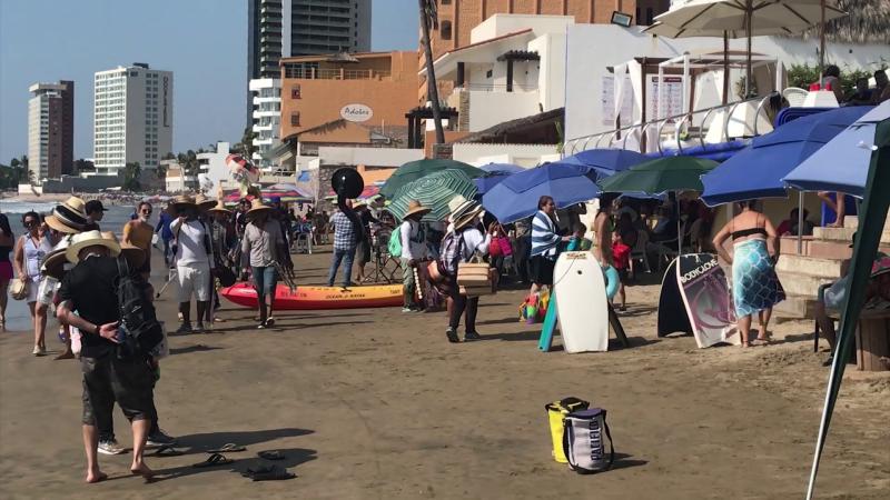 Mazatlán a la cabeza en ocupación turística invernal