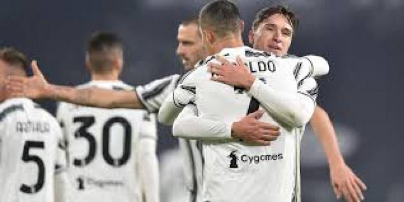 Juventus se mete en la pelea por el título de la Serie A
