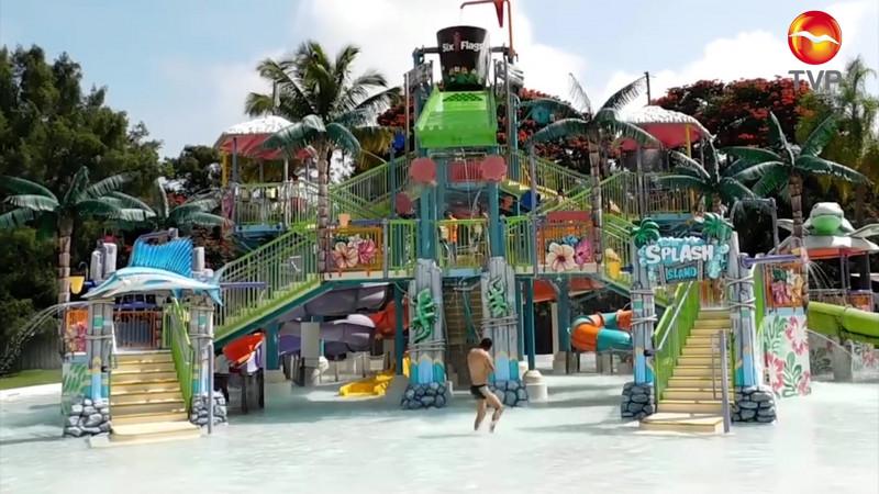 Sin formalizar Six Flags con Mazatlán