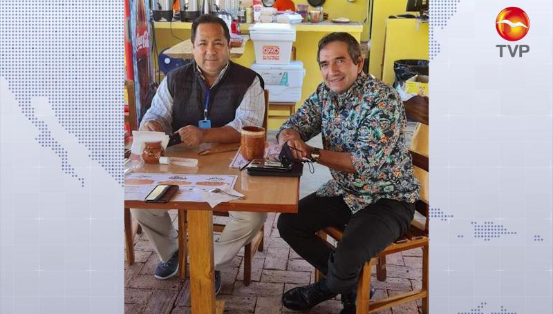 No se descarta a Fernando Pucheta como candidato del PAS a la alcaldía de Mazatlán