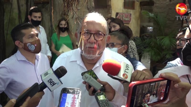 Guillermo Benítez, no le levanta la mano  a Rocha a pesar de encuentro