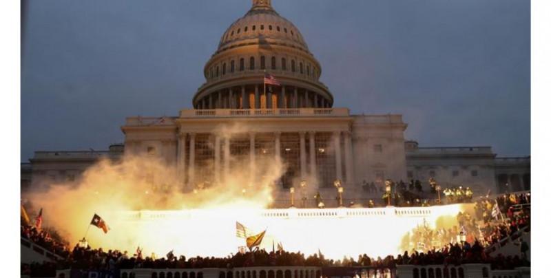 Donald Trump enfrentará un segundo juicio político por incitar el asalto al Capitolio