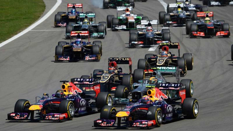 La Formula Uno anuncia modificaciones en su calendario