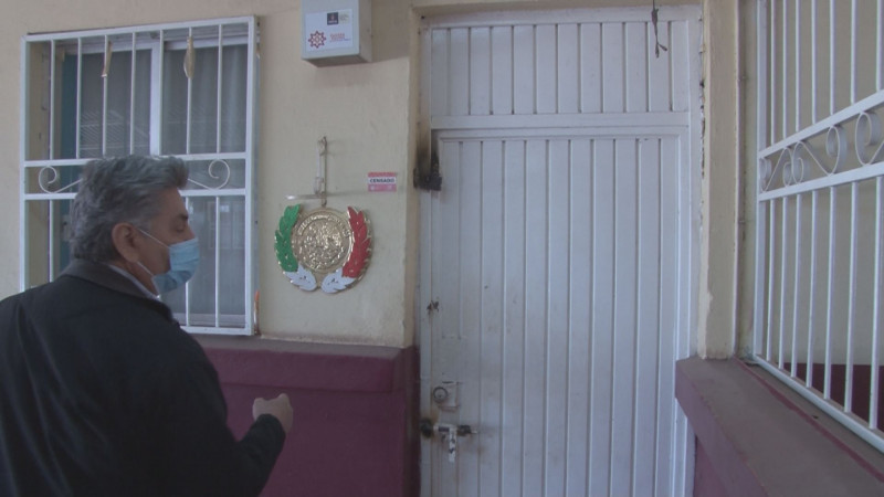 Por quinta ocasión roban en la primaria Ezequiel Almanza Villegas