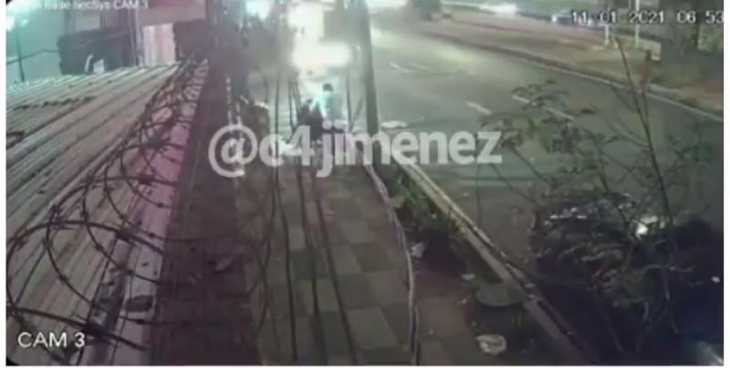 Sicario finge necesitar silla de ruedas para matar a automovilista de la CDMX (video)