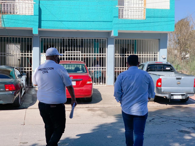 Supervisa IPAMA centros de rehabilitación del municipio de Ahome
