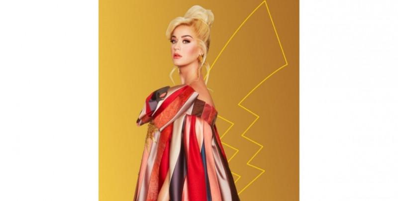 Katy Perry y Pokémon preparan proyecto musical por el festejo de los 25 años de la compañía