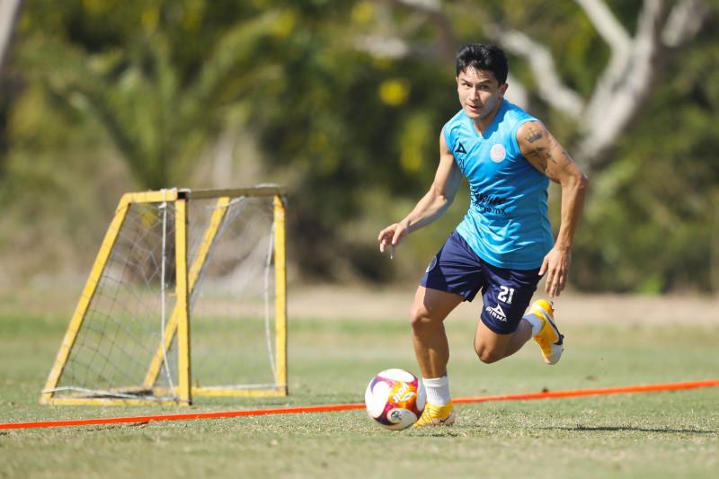 Mazatlan F.C. continua con sus preparativos para la Jornada no.2