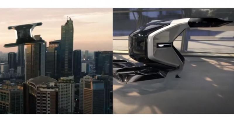 Así será el auto volador eléctrico que General Motors quisiera sacar al mercado