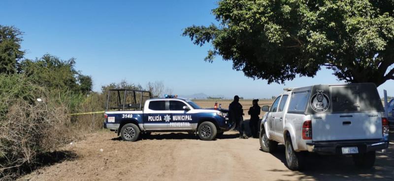 Encuentran asesinado a un joven de 22 años en el ejido La Bandera