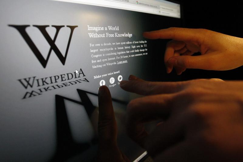 Este viernes Wikipedia cumple 20 años sirviendo al mundo
