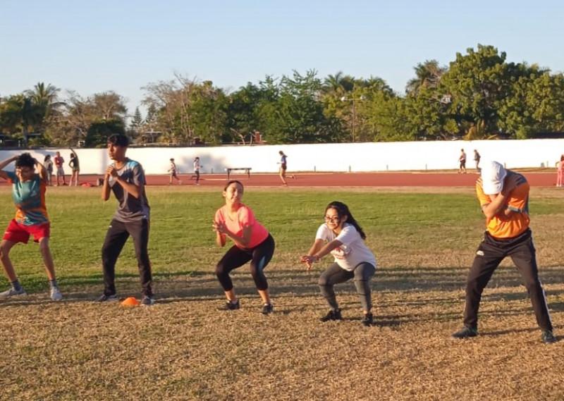 El deporte Adaptado regresa a los entrenamientos