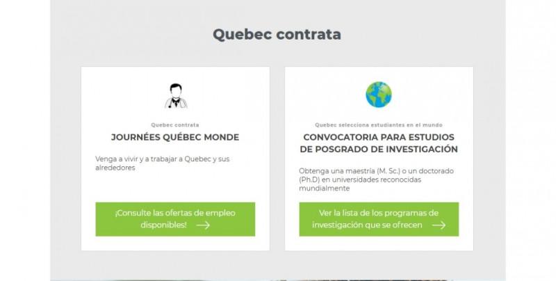 Canadá ofrece los siguientes empleos a los mexicanos con sueldos entre 33 mil y 196 mil pesos mensuales
