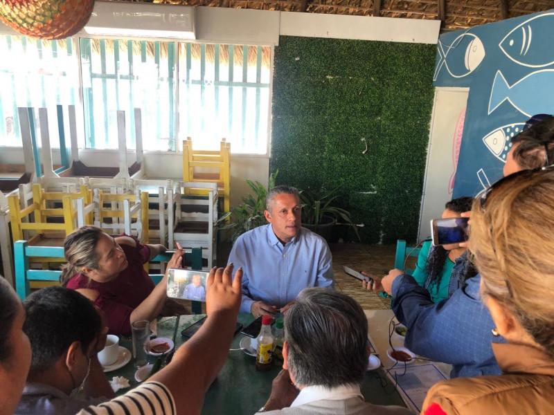 Pide alcalde de Rosario se instale sistema de medición y monitoreo de temperaturas