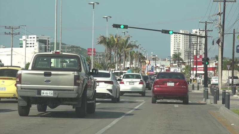 No hay reprogramación de semáforos en Av. Rafael Buelna