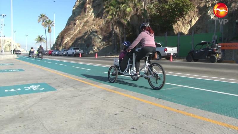 Ponen en marcha las Tricicletas Incluyentes en Mazatlán
