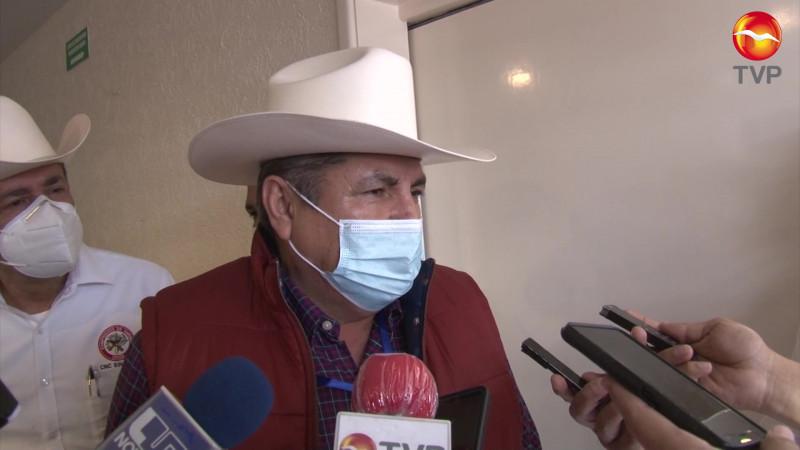 'Se le mueve la patita' a Faustino por la Alcaldía de Culiacán