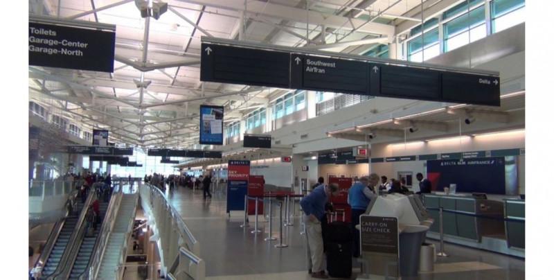 Arrestan a hombre que vivió escondido por tres meses en un aeropuerto por miedo al Covid-19