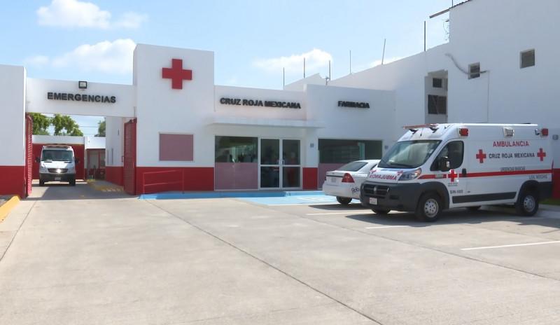 Ahome apoyará a Cruz Roja con reparación de una ambulancia