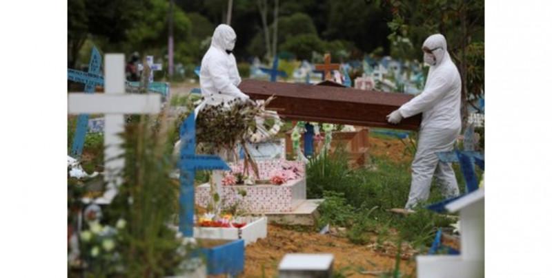 16 integrantes de la familia de José Chávez han fallecido por Covid-19 después de ir al funeral de su tío