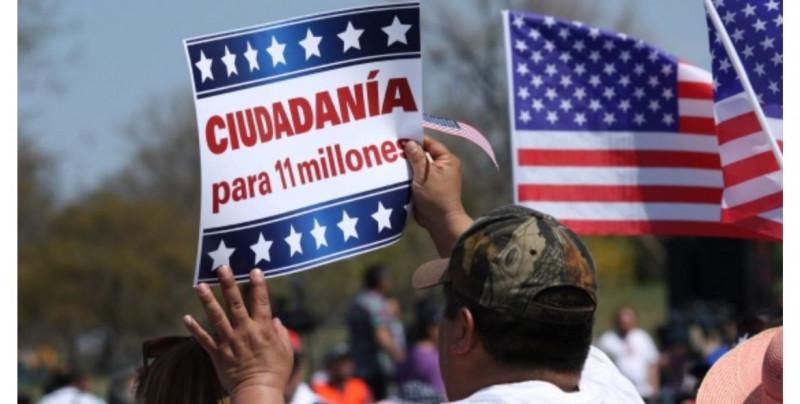 Biden buscará en el congreso legalizar a los 11 millones de indocumentados que viven en EEUU