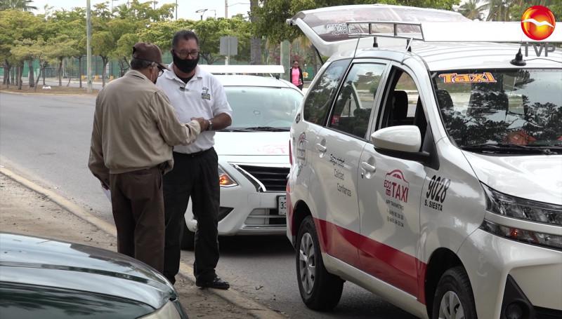 Vigilan que el transporte público en Mazatlán cumpla con protocolos sanitarios