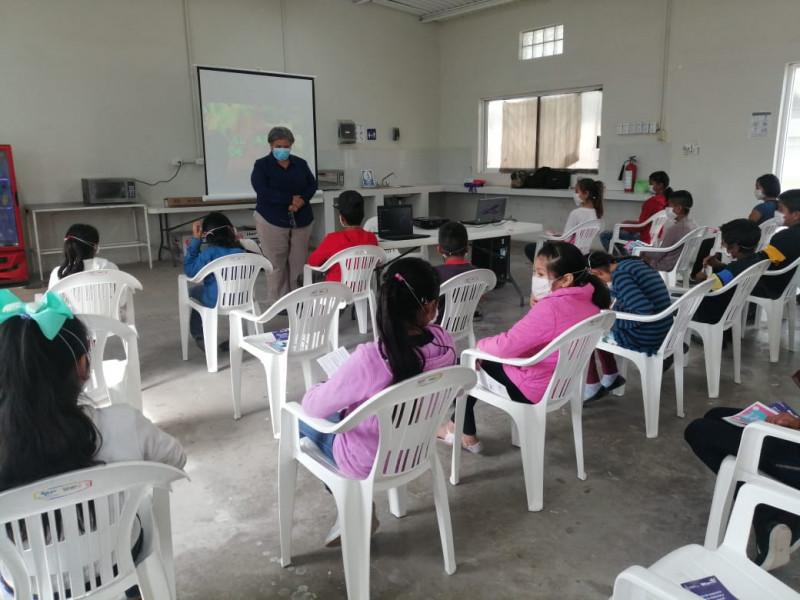 Ismujeres difunde temas para la defensa de los derechos de los niños
