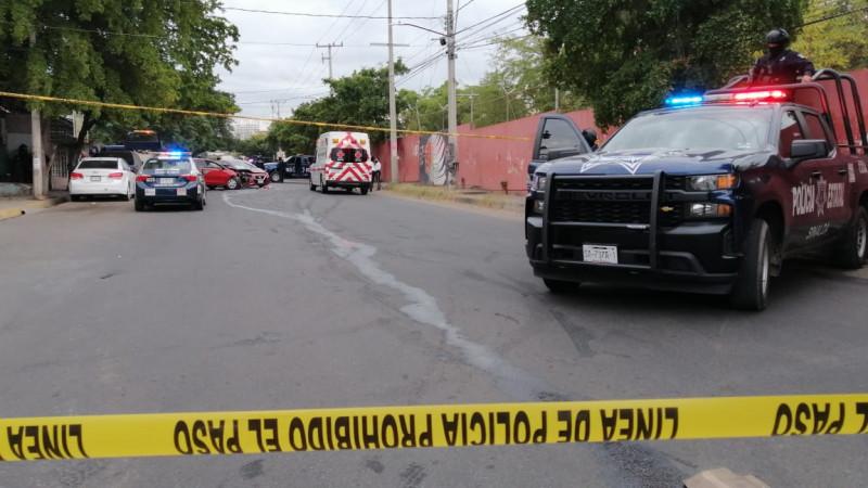 De nuevo otra persecución en Culiacán